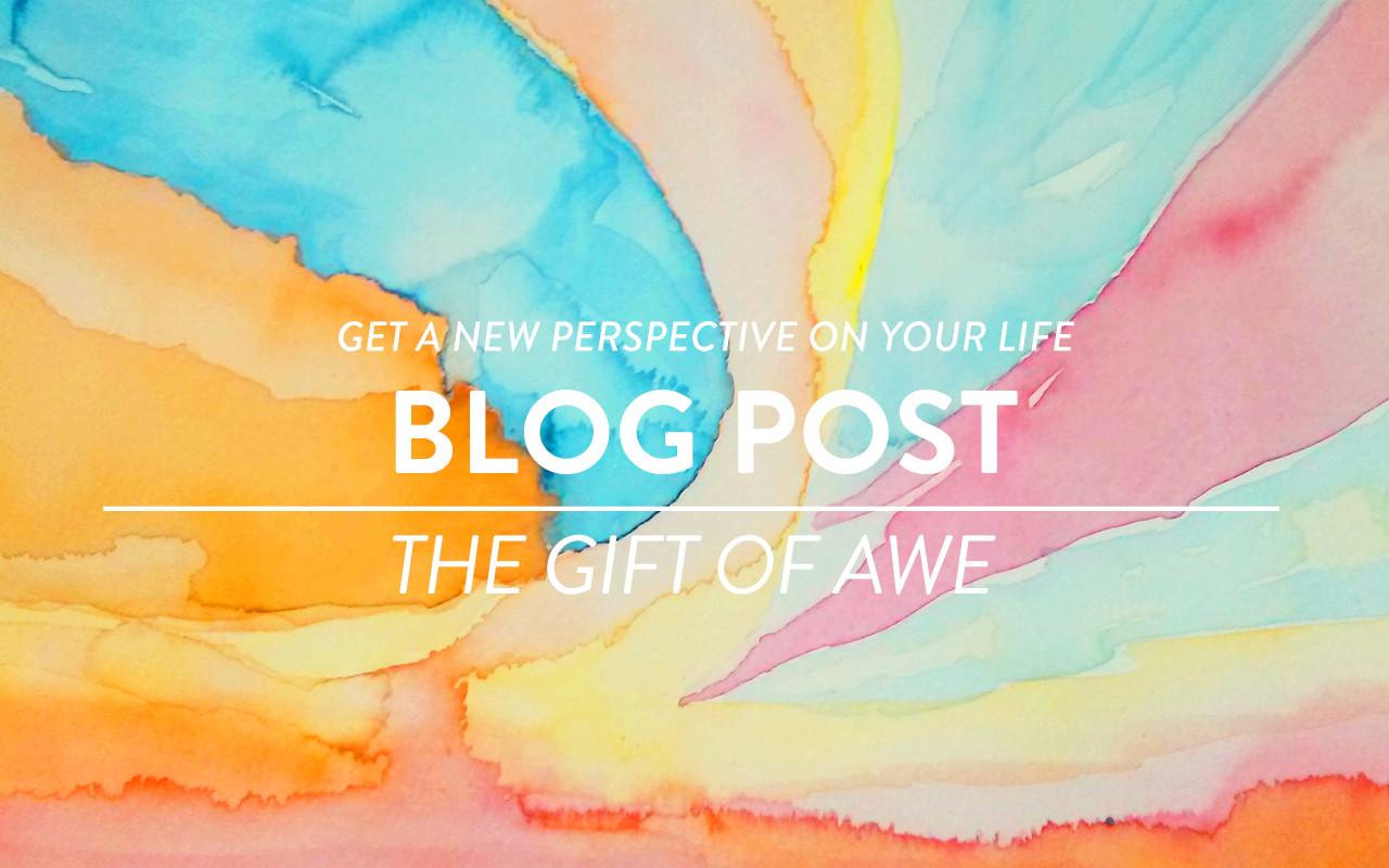 gift of awe