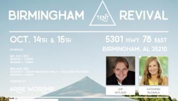 BHAM Tent Revival