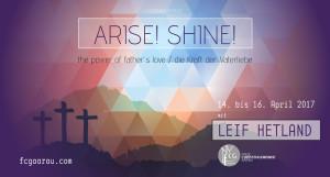 arise shine aarau