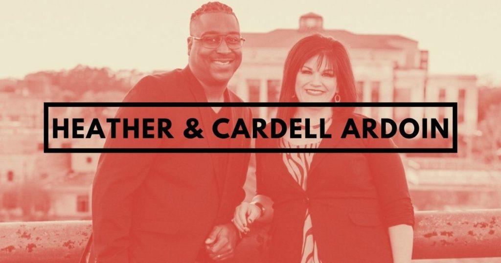 Heather and Cardell Ardoin